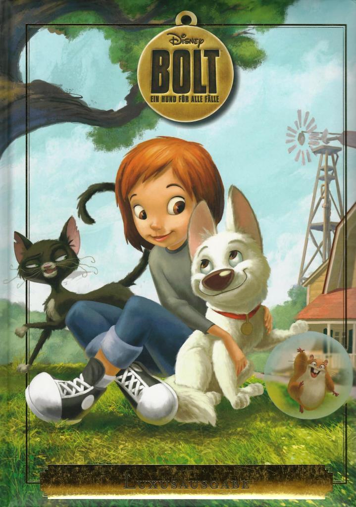 Bolt Ein Hund Für Alle Fälle