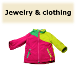 Jewlery & clothing