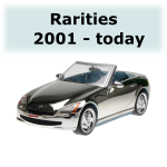 Rarities 2001 - today