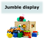 Jumble display
