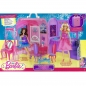 Preview: BARBIE - X3706 The Princess & The Popstar Princess Playset