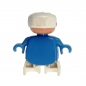 Preview: LEGO Duplo - Figure Child Baby 6453pb027