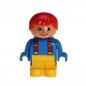 Mobile Preview: LEGO Duplo - Figure Child Boy 4943pb003