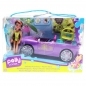 Preview: Polly Pocket M3845 - Kerstie Cabriolet