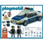 Preview: Playmobil - 3904 Police Car