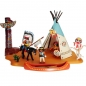Preview: Playmobil - 4012 SuperSet Native American Camp