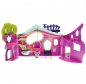 Preview: Littlest Pet Shop - Playset - 94620 Pets only! Clubhouse - 1393 Schnauzer