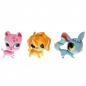 Preview: Littlest Pet Shop - Snowboarding Stars 55514 - Chinchilla 2765, Sheep 2766, Sheepdog 2767