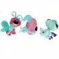Preview: Littlest Pet Shop - Tubes 2010 25845 - 1915 Angelfish, 1916 Frog, 1917 Butterfly