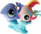 Preview: Littlest Pet Shop - Pet Pairs - 0643 Angelfish, 0644 Whale