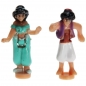 Preview: Polly Pocket Mini - 1995 - Disney - Aladdin Agrabah Marketplace Mattel Toys 14196