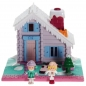 Preview: Polly Pocket Mini - 1993 - Pollyville - Ski Lodge Bluebird Toys 940241