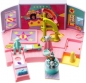 Preview: Polly Pocket Mini - 1999 - Gym Turnfest - Uneven Parallel Bar - Mattel Toys 24844