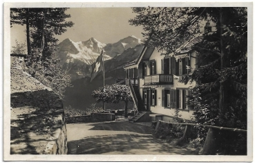 Postcard CH BE unused 1930 - Luegibrückli