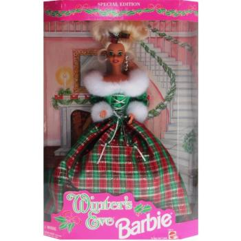 BARBIE - 13613 - 1994 Winter s Eve Special Edition Barbie Doll