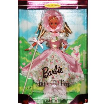 BARBIE - 14960 - 1995 Barbie Doll as Little Bo Peep