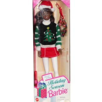 BARBIE - 15583 - 1996 Holiday Season Barbie