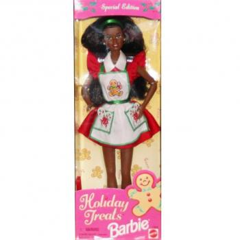BARBIE - 17618 - 1997 Holiday Treats Barbie