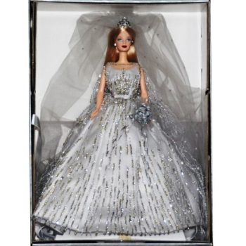 BARBIE - 24505 - 1999 Millennium Bride Barbie Doll Limited Edition