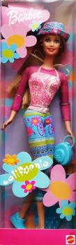 BARBIE - 29002 Barbie Flower Power Doll