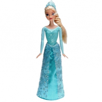 BARBIE - CFB73 Disney Princess Frozen Sparkle Elsa Doll
