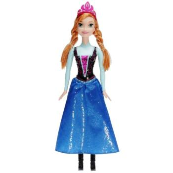 BARBIE - CFB81 Disney Princess Frozen Sparkle Anna Doll
