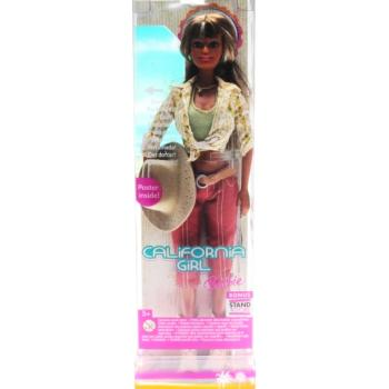 BARBIE - H2233 California Cali Girl Horse Riding Western Doll