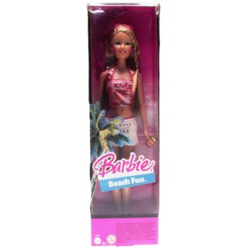 BARBIE - J0697 Beach Fun Barbie