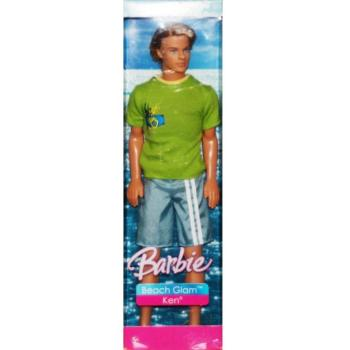 BARBIE - K8387 - Beach Glam Ken