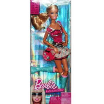 BARBIE - R9879 - Fashionistas Doll