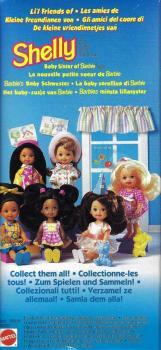 BARBIE - Shelly - 16002 - Li'l Friends of Shelly Marisa