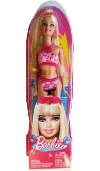 BARBIE - T7184 - Beach Barbie Doll