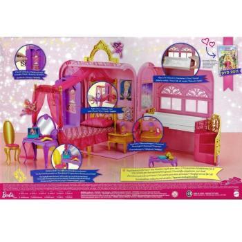 BARBIE - V6823 Prinzessinnen-Schlafzimmer für 2 - DECOTOYS