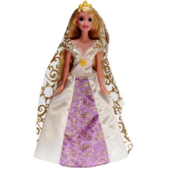BARBIE - X3956 Disney Princess Rapunzel Bridal Doll