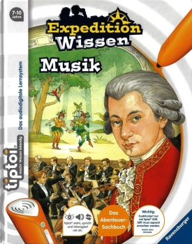 Ravensburger - tiptoi - Expedition Wissen - Musik