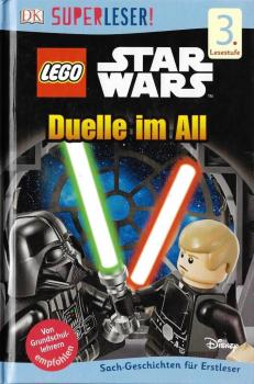 Superleser - Lego Star Wars - Duelle im All