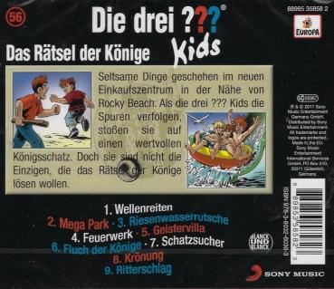 56 CD Drei !! Sonstige Spielzeug-Artikel