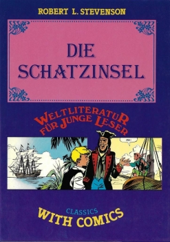 Classics with Comics - Die Schatzinsel from Robert L. Stevenson