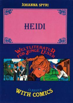 Classics with Comics - Heidi from Johanna Spiri