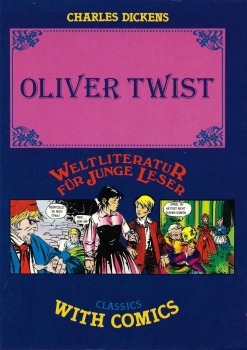 Classics with Comics - Oliver Twist from Charles Dickens