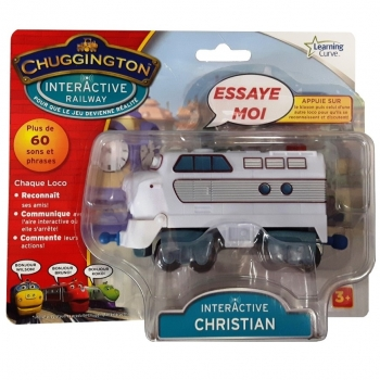 Chuggington LC55012 - Interactive Railway CHRISTIAN