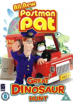 DVD - Postman Pat - Great Dinosaur Hunt