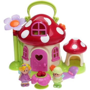 ELC Early Learning Centre - Fairy Toadstool Cottage