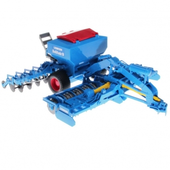 BRUDER 02026 - Lemken Solitair 9 Sowing Combinaion