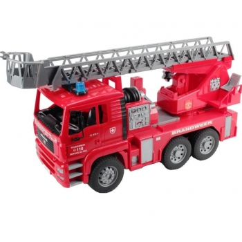 BRUDER 02771 - MAN Fire engine with selwing ladder