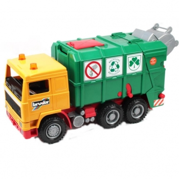 BRUDER 01692 - Actros Recycling car
