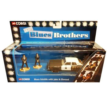 Corgi Toys CC06001 - Blues Mobile with Jake & Elwood The Blues Brothers