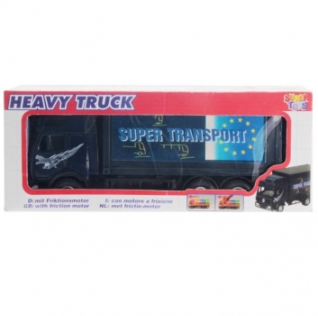 Dickie  341 6043 - Heavy Truck  - Super Transport