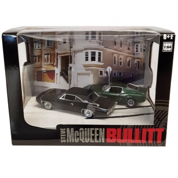 Greenlight Collectibles 56010 - Steve McQueen BULLITT