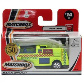 Matchbox 95816 - Flame Chaser #1475